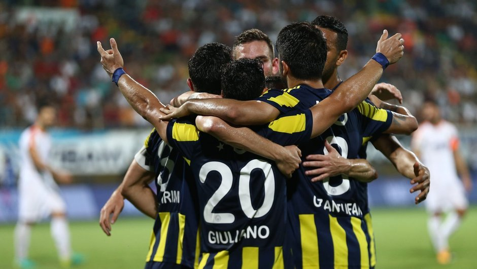 Alanyaspor - Fenerbahçe