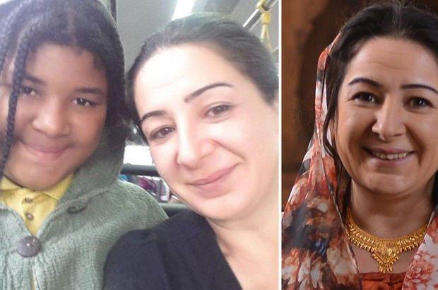 Ünlü oyuncu, kızını okulun ilk günü yalnız bırakmadı