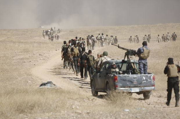 Haşdi Şabi milisleri Kerkük'e konuşlandı