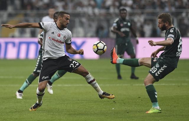 Rıdvan Dilmen, Beşiktaş-Konyaspor maçını değerlendirdi