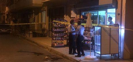 İzmir'de markete pompalı tüfekle saldırı: 2 yaralı