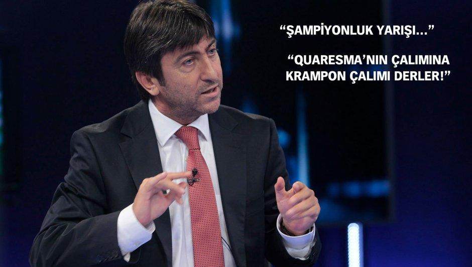 Dilmen'den Beşiktaş itirafı: Fenerbahçeli olarak...