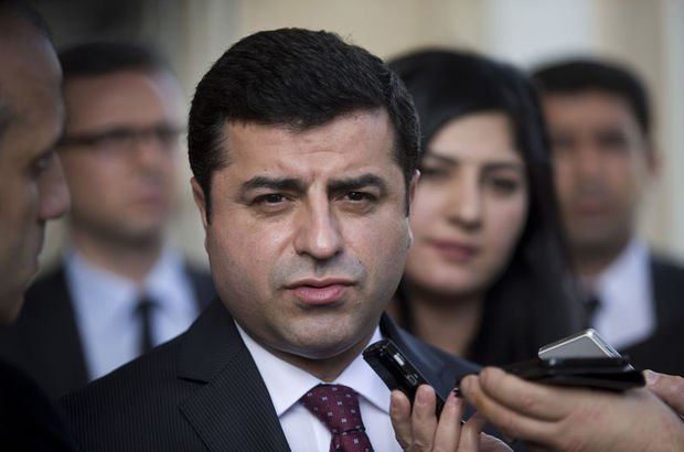 Selahattin Demirtaş'ın dosyasının birleştirilmesi talebi reddedildi