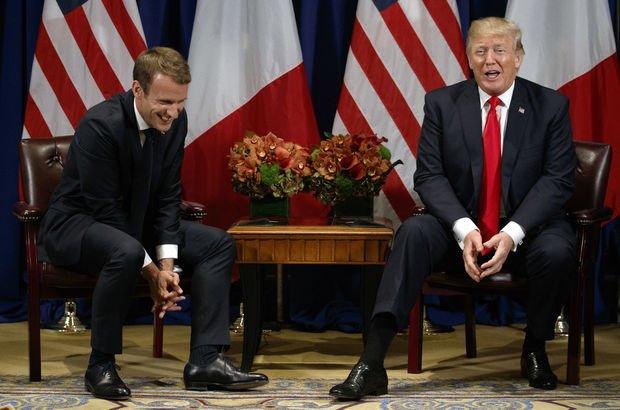Donald Trump Fransa'yı kıskandı: 4 Temmuz'da biz de yapacağız