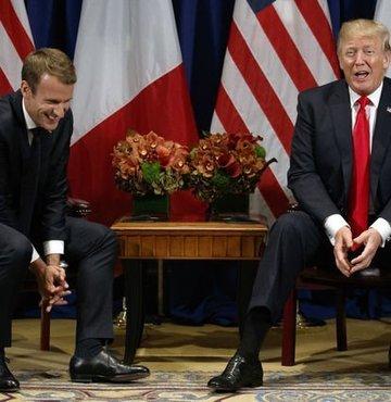 Trump Fransa'yı kıskandı 4 Temmuz'da biz de yapacağız