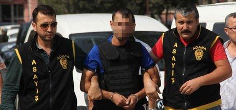Adana'da cinayet zanlısından ilginç savunma