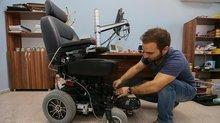 Engelli araçları 'akıllanıyor'