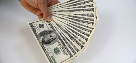Dolar 3.50 TL'nin üzerini gördü