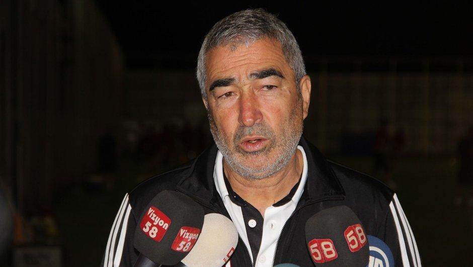 Sivasspor Samet Aybaba