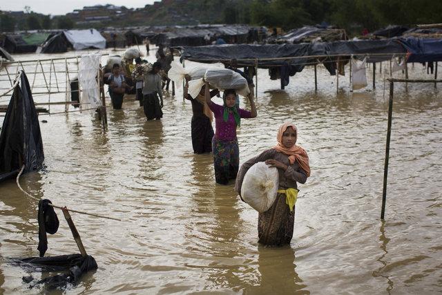Myanmar Lideri Ang San Su Çi'den nobel'lik yalanlar serisi!