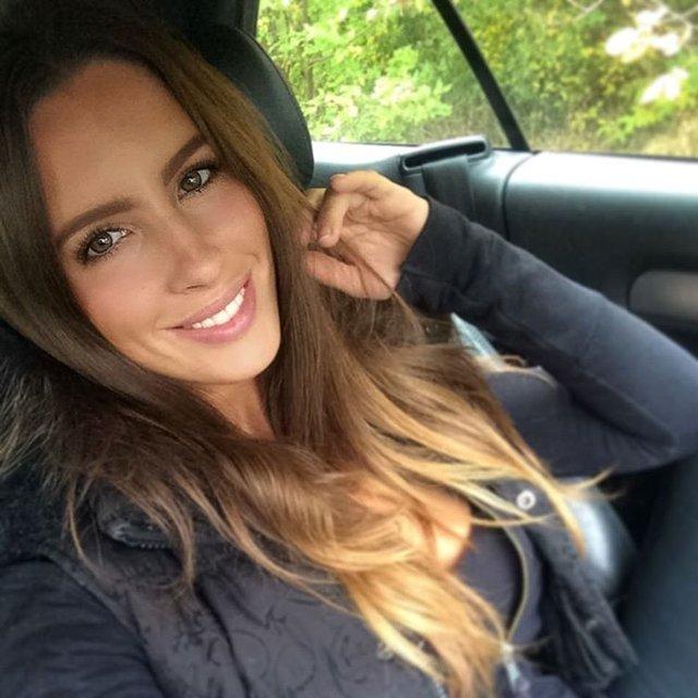 Lucia Javorcekova fotoğraflarıyla sosyal medyayı sallıyor