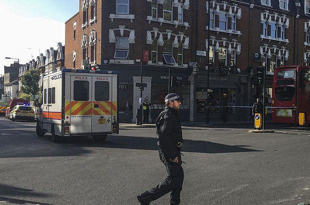Londra saldırısındaki üçüncü şüpheli gözaltına alındı