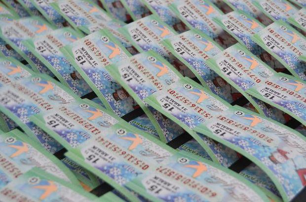 Milli Piyango'da 2 milyon 500 bin tam bilete isabet etti!