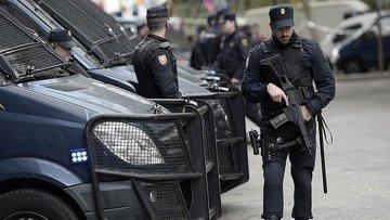 Jandarmadan Katalan Hükümeti'ne baskın
