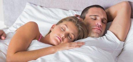 Uyku ve düzenli seks paradan daha güçlü!