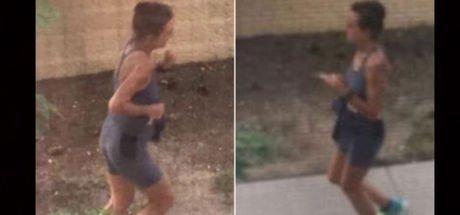 Polis 'deli kakacı' kadının peşine düştü!