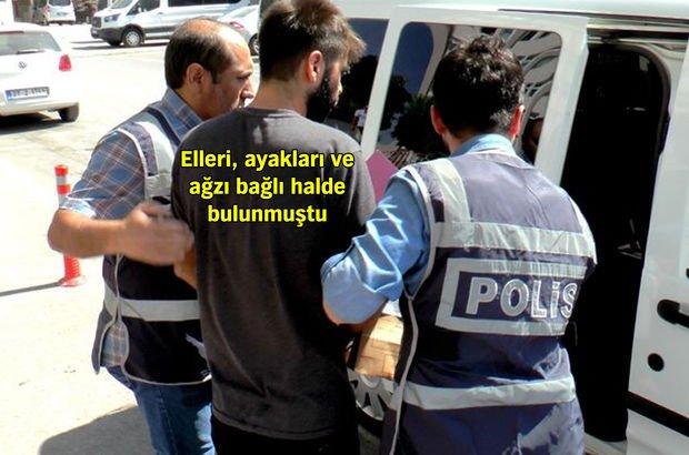 Gaziantep'te dehşete düşüren gasp olayının uydurma olduğu ortaya çıktı