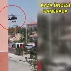 NİĞDE'DE ACI KAZA! HELİKOPTER PERVANESİNİN ÇARPTIĞI 1 POLİS ŞEHİT, 1 POLİS YARALI