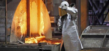 Avrupa'nın ikinci çelik devi Alman Thyssenkrupp ile Hintli Tata ortaklığı ile doğuyor