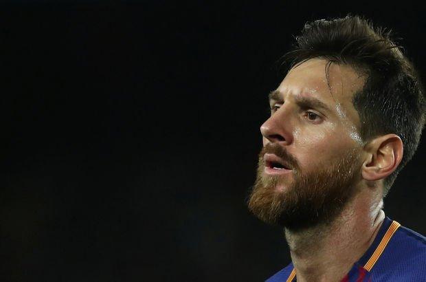 Yok artık Messi!