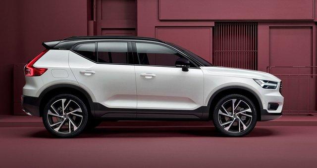 Volvo küçük SUV segmentine ilk kez girdi, işte fiyatı