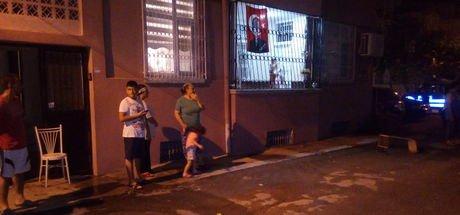 Adana'da yaşlı adamın yüzüne kezzap döküp kaçtılar