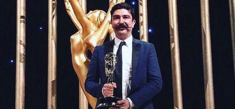 Emmy Ödülleri'nde ilk kez bir Türk ödül aldı