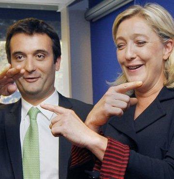 Le Pen'in yetkileri elinden alınan yardımcısı istifa etti