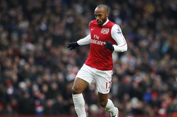 Thierry Henry Claude Makelele
