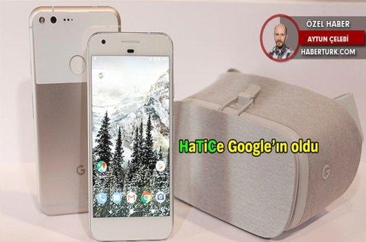 Google, HTC'yi satın aldı! Artık kendi telefonunu kendi üretecek