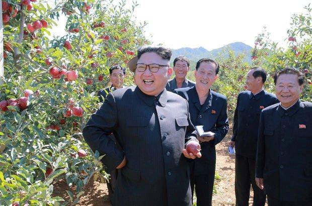 Kuzey Kore'den Trump'a cevap: Havlayan köpek!