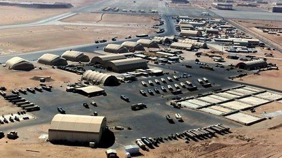 ABD o bölgedeki kritik üssünü kapattı