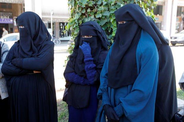 """Avusturyada """"burka yasağı"""" 1 Ekimde başlıyor"""