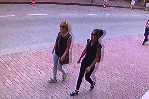 Suç makinesi kızlar hırsızlık turnesine çıkmış!