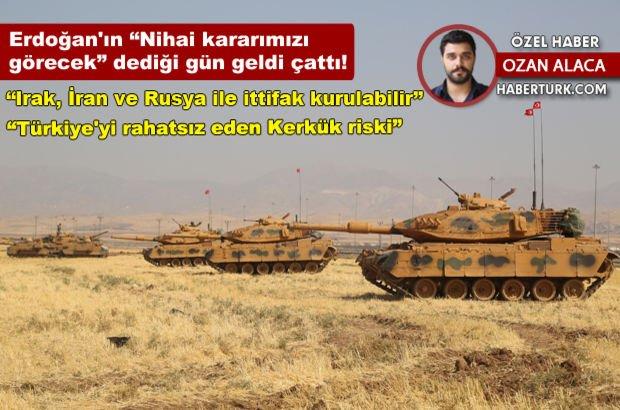 MGK toplantısında Barzani'yi hangi sürprizler bekliyor?