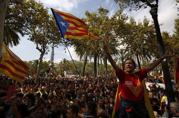 İspanya'nın Katalonya'ya karşı sabrı tükendi