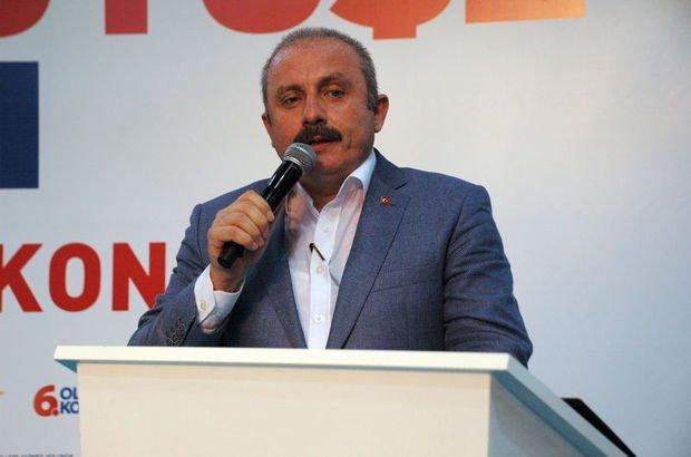 AK Partili Şentop'tan Irak'ın kuzeyindeki referandum kararına ilişkin açıklama