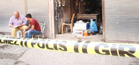 Adana'da okulu bırakıp atık kağıt toplayan çocuk vurulmuş halde bulundu