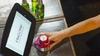 Dünyada bir ilk: Süpermarkette ödeme parmak iziyle yapılıyor