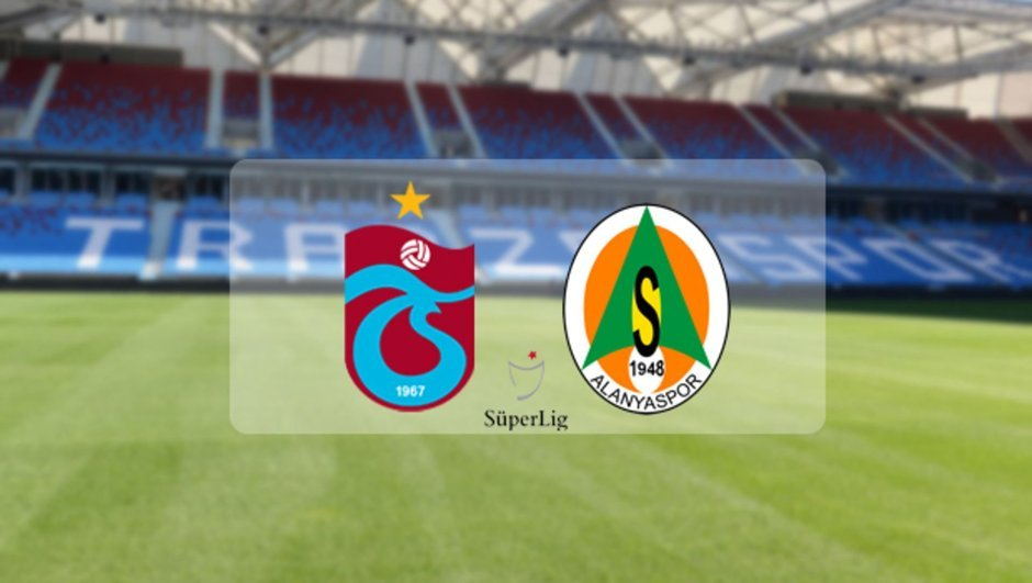 Trabzonspor-Alanyaspor