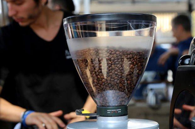 'İstanbul Coffee Festival' başladı