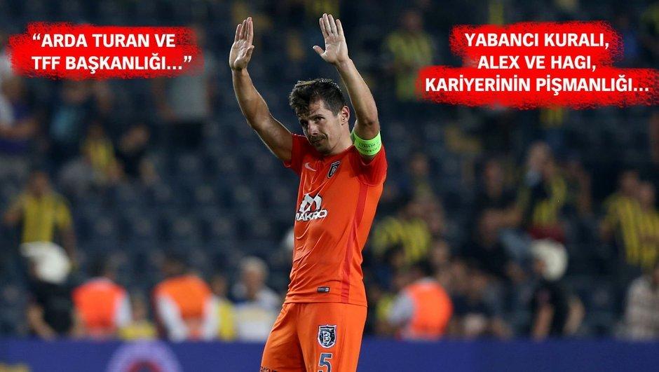 Emre Belözoğlu açıkladı: Fenerbahçe...