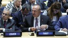 Dışişleri Bakanı Çavuşoğlu'ndan AB'ye: Yük paylaşımı nerede?