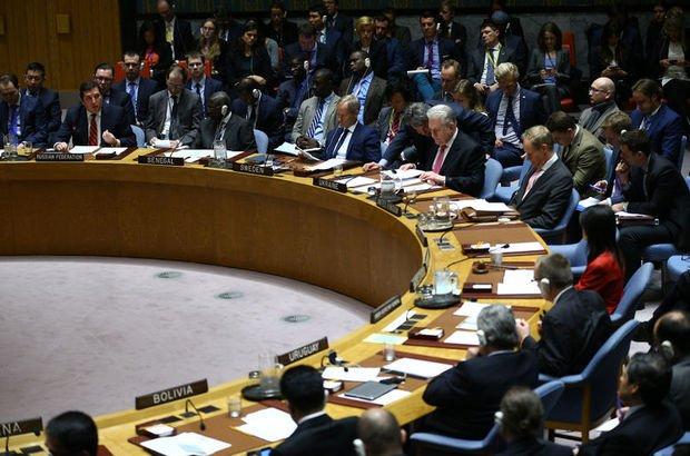 Kuzey Irak BM Güvenlik Konseyi