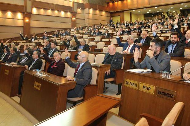 Topbaş'ın veto ettiği 5 dosya kabul edildi