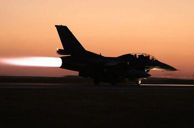 TSK'dan Kuzey Irak'taki terör örgütü PKK hedeflerine hava harekatı