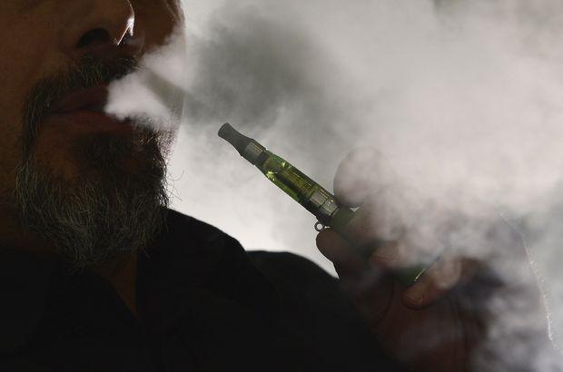 E-sigarada fare zehiri tehlikesi!