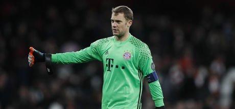 Bayern Münih'ten Starke hamlesi