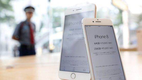 iPhone 8 satışa çıktı