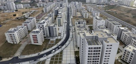 TOKİ'nin Kayaşehir konutlarına 39 bin 179 başvuru